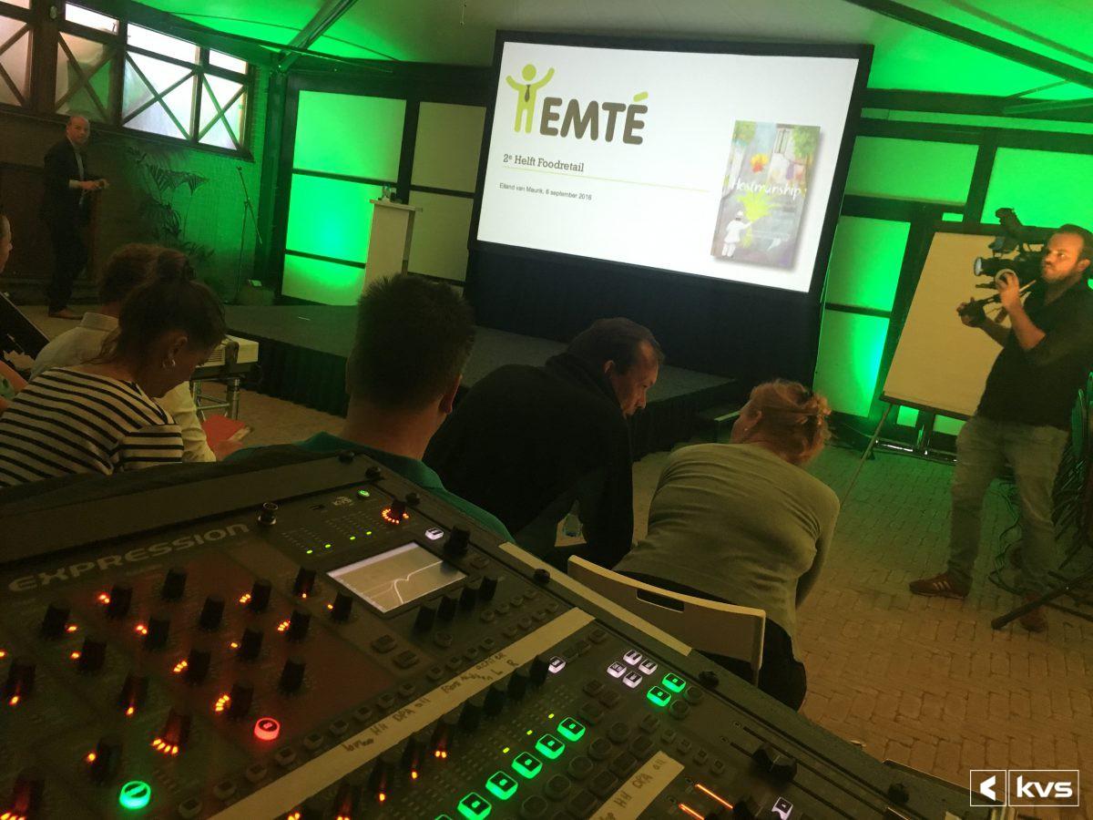 Presentatie EMTÉ