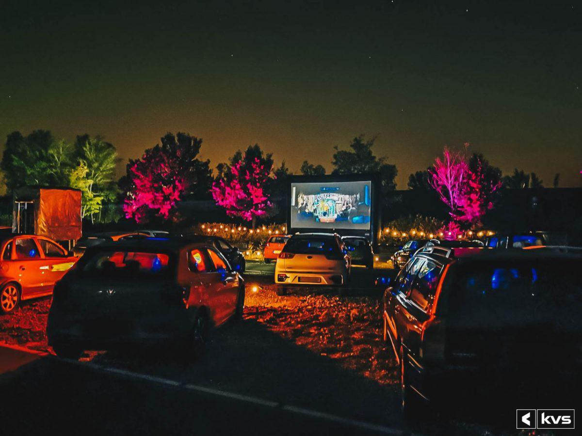 Openlucht Bioscoop
